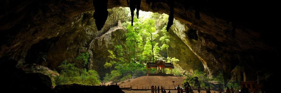 Phraya Nakhon Cave, Sam Roi Yot National Park, Hua Hin
