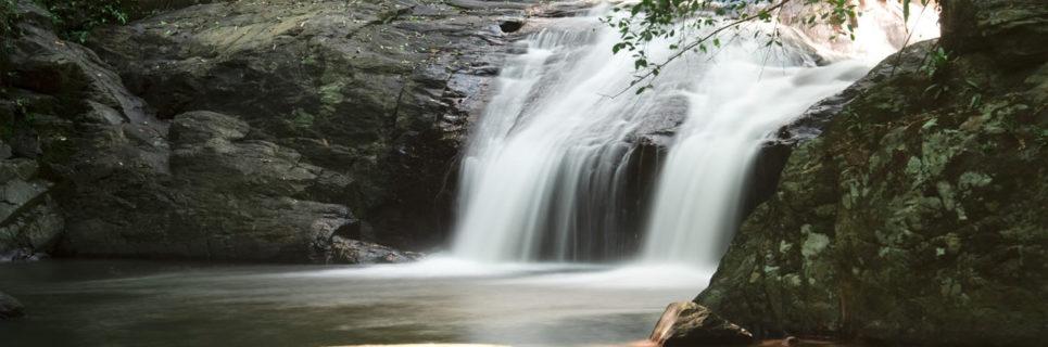 Pala U Waterfall in Kaeng Krachan, Hua Hin