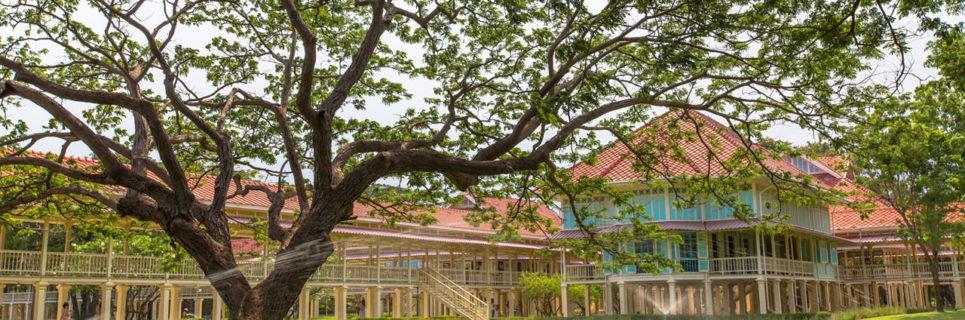Maruekathaiyawan Mrigadayavan Summer Royal Palace Hua Hin